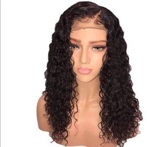 Other - 16 inch Brazilian Curly Full Lace Wig